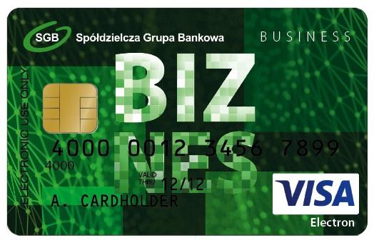 Karty Debetowe Dla Firm Braniewsko Paslecki Bank Spoldzielczy Z